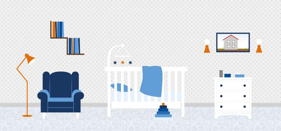 Wohngesundes Kinderzimmer Renovieren